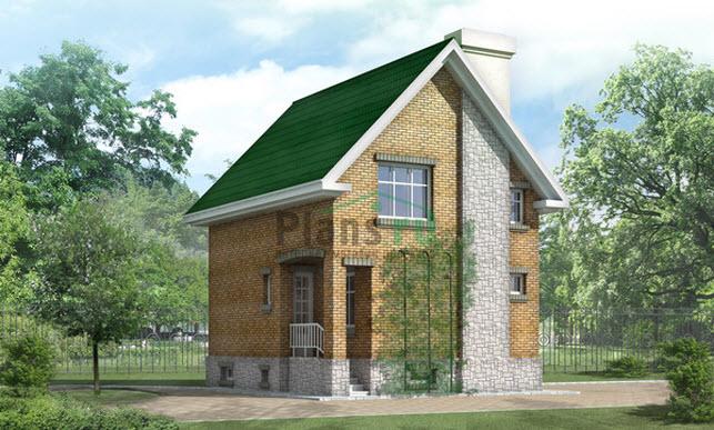 Дома из кирпича киров
